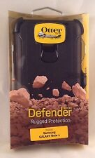 NEW!!! OEM OtterBox Defender Series Case for Samsung Galaxy Note 4 - Black