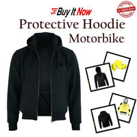 Motorbike Made With Kevlar Hoodie Motorcycle Protection Armour Jacket CE Approve