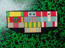 rappel medaille militaire  indochine Algerie blessés cross of war french medal