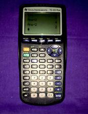 Texas Instruments TI-83 Plus Scientific Graphing Calculator