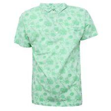 B3348 polo uomo BREAD&BUTTONS maglia manica corta verde t-shirt man