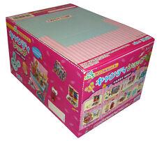 Rare! Re-ment Miniature Candy Shop Full Set of 8pcs