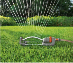Gardena Classic Polo 220 Oscillating Garden Sprinkler 12.5mm 2082-20 - Last Few
