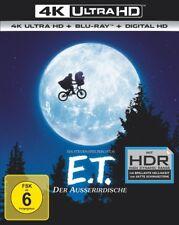 E.T.-DER AUSSERIRDISCHE-4K UHD UV  2 ULTRA HD BLU-RAY NEU