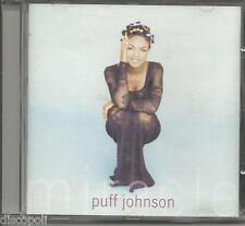 PUFF JOHNSON - Miracle - CD 1996 MINT CONDITION