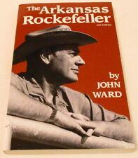 The Arkansas Rockefeller by John Ward (1978, Hardcover) (SKU# 2078)