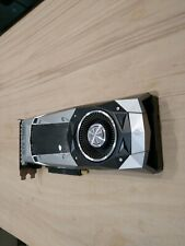 Nvidia Asus Geforce Gtx 1080 Ti Founders Edition