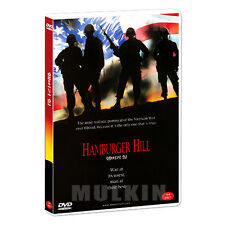 Hamburger Hill (1987) DVD - John Irvin, Anthony Barri (*New *Sealed *All Region)