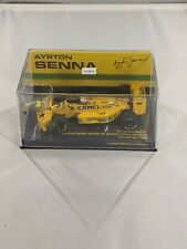 Ayrton Senna, Nakagima, Limited Edition, Lotus 99T, F1 1:43 Minichamps