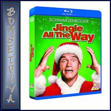 JINGLE ALL THE WAY - Arnold Schwarzenegger **BRAND NEW BLU RAY **