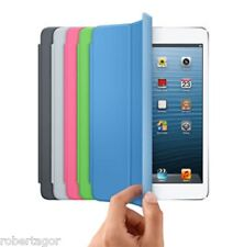 CUSTODIA SMART COVER PER IPAD MINI E MINI 2 STAND PIEGHEVOLE MAGNETICA COLORI