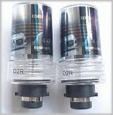 Volvo S60 2000- S80 98- HID Xenon 2 Bulbs Set D2R 6000K