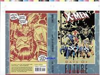 MIKE MIGNOLA X-MEN ORIGINAL COVER PROOF PRODUCTION ART DAYS FUTURE PRESENT CABLE