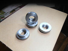 """3/8"""" NPT. Weld Bung MILD STEEL  Made in the  USA."""