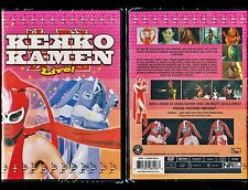 Kekko Kamen Complete Series-MGF Strikes Back, Returns, Surprise-Brand New 4 DVD