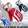 Boys Girls Kids Children Winter Gloves Warm Thermal Waterproof Ski Work Sports