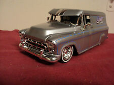 "Jada 1957 Chevrolet Suburban delivery  1/24 scale ""Streetlow""  2001 release new"