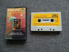 CASSETTE - CASETE - ERIC CLAPTON - AFTER MIDNIGHT - RARE - GERMANY