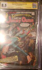 Superman's Pal Jimmy Olsen #134 CGC SS 8.5 1ST DARKSEID!SIGNED BY NEAL ADAMS