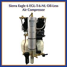 Sierra Eagle 6 Egl T 6 Nl Oil Less Air Compressor No 24v Control