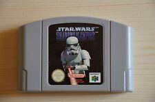 N64 - Star Wars: Shadows of the Empire für Nintendo 64