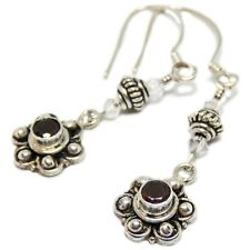 Sterling Silver Swarovsky Crystal Bead Earrings By SoniaMcD