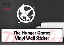 The Hunger Games Custom Wall Vinyl Sticker