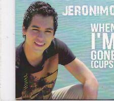 JEronimo-When Im Gone cd single