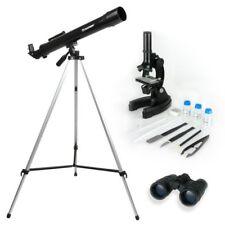 Celestron International 22010 Telescope Microscope & Binocular Science Kit