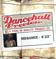 Compilation CD Single Dancehall Preview - A Name Of Quality Product - Megamix