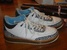 b5ee400038c nike air jordan air force-1 fusion shoes mens 11.5 2002 unc blue 020911 ln3