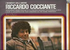 """Riccardo Cocciante : I momenti dell'amore - vinile 33 giri / 12"""" - 1978"""