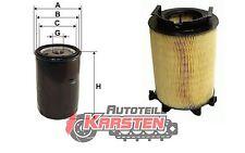 Set S: Ölfilter+Luftfilter Filterset AUDI SEAT SKODA VW JAGUAR