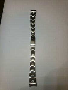 Vintage Ladies Rolex S/S 13mm Watch Band Oyster