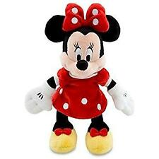 Disney Minnie Mouse Plush Red Mini Bean Bag Figure 9 1/4'' Fast Ship! D35