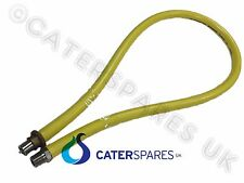 "1/2"" CATERFLEX GAS HOSE BAYONET FITTING SUITS ARCHWAY HENNY PENNY FRYER 1.5M"