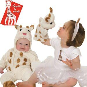 Sophie Giraffe Tutu Dress Romper Suit Fancy Dress Costume Age 3 6 18 24 36 Month