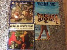 33 tours * LOT * FOLKLORE TAHITIEN ET HAWAÏEN