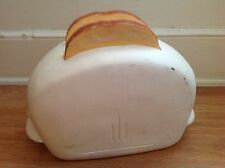 Giant pop art toaster w toast huge display  point of purchase