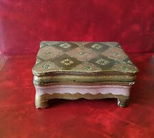Wooden Box Painted