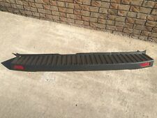 FORD TRANSIT MK8 REAR BUMPER STEP COVER WITH REFLECTORS 2014 ONWARD