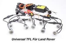 TOP LED Tagfahrlicht 6000K 12V DRL TFL Flex 10x SMD je 1 Watt Für Land Rover