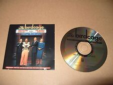 The Birdcage Soundtrack Robin Williams cd 1996
