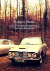 AC Greyhound Alfa Romeo 2600 Sprint Car Review Report Print Article J974