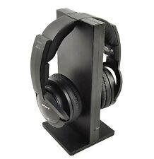Authentic Sony MDR-RF985RK Headband Wireless Headphones - Black