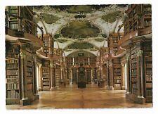 Stiftsbibliothek St Gallen, Switzerland postcard
