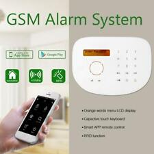 APP control RFID GSM Smart house security alarm system wireless Alarm Host