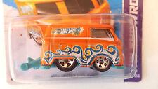 Hot Wheels VW VOLKSWAGEN Kool Kombi Orange