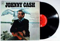Johnny Cash - From Sea to Shining Sea (1968) Vinyl LP • MONO • Walls of a Prison