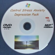 Control Stress Anxiety and Depression Guides Handbooks Audio MP3 - More on DVD